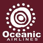 Oceanic Airlines T-shirt Lost TV Show 5 Colors S-3XL
