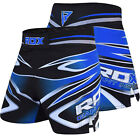 RDX Fight Shorts UFC MMA Grappling Short Kick Boxing Muay Thai Pants Mens Wear W