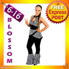 E54 70s Retro Hippie Go Go Girl Disco Dancing Queen Party Halloween Costume