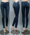 $238 NWT TRUE RELIGION JEANS SKINNY LEGGINGS HALLE BUCKEYE DARK SZ 23-32