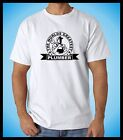 T SHIRT THE WORLDS GREATEST PLUMBER