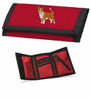 Portuguese Podengo Wallet Embroidered by Dogmania