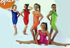 Funky Mambo Unitard with Frilly Trim Modern Jazz Tap Dance Costume All Sizes