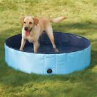 Guardian Gear Splash About Folding Dog Pool Cool Summer Fun Blue