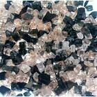 "Pink Panther 1/4"" 1-120 lbs Fireglass Fire Glass Fire Pit Fireplace Crystals Log"