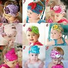 BABY flower headbands Christmas hair band baby headband Hair Accessories 0282d