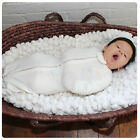 New Organic WOOMBIE Baby Cocoon Swaddle