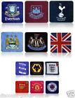 OFFICIAL LICENSED FOOTBALL TEAM FACE CLOTH / FLANNEL ALL TOPS CLUBS AVILABLE