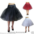 RK9 Black White 3 Layer Petticoat Swing Rockabilly 50s Pin Up Retro Underskirt