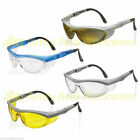 Safety Specs UTAH Spectacles Sun Glasses Tuff Frame PPE ANTI SCRATCH FOG STATIC
