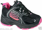 WOMENS LACE UP GYM RUNNING JOGGING SPORTS TRAINERS LADIES CASUAL LEISURE SHOES