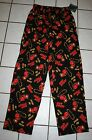 NEW Men's HOT STUFF Black Valentine Lounge Pants ~Various Sizes~