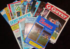 Manchester Utd Away Programme's 1987/88-1989/90 Div 1, Littlewood Cup + FA Cup