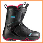 Salomon Pearl Snowboardschuh (black light rubis red) 2013 - UVP 160,-EUR