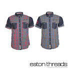 NEW BNWT Mens Tokyo Laundry T-Shirt Polo Button Tee Short Sleeve Size S M L XL