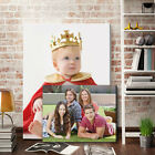 Your Photo Picture on Canvas Print A0 A1 A2 A3 A4 A5 Box Framed Ready to Hang <br/> High Quality Canvas. Fast Free P&amp;P