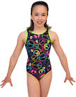 NEW!! Party Time Peace Sign Gymnastics Leotard by Snowflake Designs