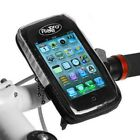 BIKE HANDLEBAR MOBILE PHONE HOLDER mount iPhone 4 5 case bar bag water resistant