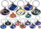CHOOSE TEAM Key Chain Ring New Official NFL Dome Keychain Keyring * on eBay