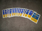 Mansfield Town home programmes 1964-5 Div3