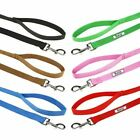 Bunty Strong Nylon Dog Pet Lead Leash with Clip for Collar Harness