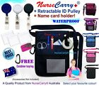 Nurse Carry® Pocket Waist Pouch - Quick Pick Bag+ID Pulley+Card holder+Carabiner