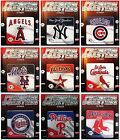 CHOOSE TEAM Set 10 Pk Coasters New Official MLB Premium Cup Mug Drink Baseball * on Ebay