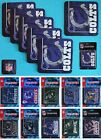 CHOOSE TEAM Set 6 Pack Coasters Thick New Design Both Sides NFL Cup Mug Drink * on eBay