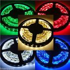 Red Blue Green Cool Warm White 12V 5050 300Leds 5M No-Waterproof Strip Lights