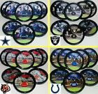 CHOOSE TEAM Set 8 Pk Coasters 3D CHANGING LOGO NEW NFL For Drink Cup Mug Glass * on eBay