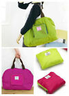 Large Folding Tote Travel Storage Shoulder Shopping Bag Shopper Foldable Handbag