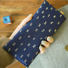 Free Shipping 2013 New Money Clips Change Bag Canvas Purse Ladies Long Wallet