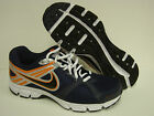 NEW Mens NIKE Downshifter 4 WIDE 514760 418 Blue Orange Sneakers Shoes