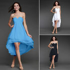 New Wedding Bridesmaid Prom Gowns Homecoming Ball Cocktail Long Evening Dress