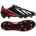 adidas F 10 TRX FG 2013 Soccer Shoes Black/Red/White New miCoach Compatible