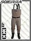 SCIERRA XP CC3 S/FOOT BREATHABLE CHEST WADERS! crazy price!