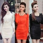 New Korean Fashion Women's Elegant Lace Slim Mini Vest Dress Party Cocktail