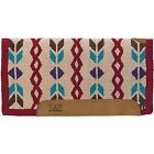 Weaver Chevron Pattern Gel Saddle Pad - 3 Colors NEW