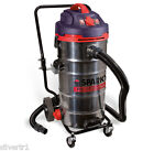 Sparky Pro 50l Wet & Dry Vacuum Cleaner / Dust Extractor With Sync Power Out
