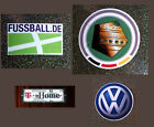 Patch DFB POKAL GERMANY CUP - FUSSBALL.DE - T-HOME - VW Volkswagen Toppa Calcio