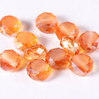 20pcs diamond shining bright simpleBeads Faceted Glass Crystal Spacer Bead N8689