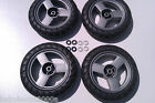 Maclaren Techno Classic Rear Wheel Set With Starlocks And Spacers Bnip