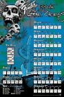 New Guitar Chords Fender Custom Shop Poster