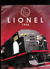 Lionel Trains Catalog 1996 Model Railroad Trains