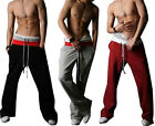 New Autumn tied rope Sport Elastic Long Pants Gym Jogging Trousers