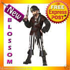 CK68 Swashbuckler Pirate Boys Child Halloween Fancy Dress Up Party Costume