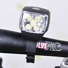 New Bike Bicycle Super Bright 5 LED Front Head Light Lamp 3 modes Flashlight
