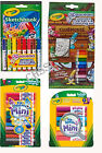 Crayola Washable Pipsqueaks Markers, Mini, Skinnies, Clubhouse Colouring set
