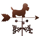 SWEN Products DANDIE DINMONT DOG Steel Weathervane