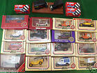 MATCHBOX CORGI LLEDO DAYS GONE BY DIECAST CARS BOXED MODELS NEVER PLAYED WITH